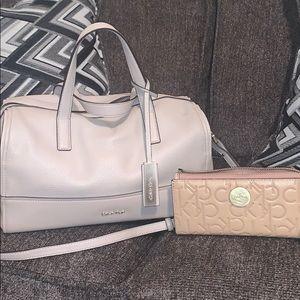 Calvin Klein purse & wallet.